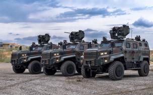 ejder yalcin, 4x4 бронированная боевая машина, военная машина, бронетехника, турция