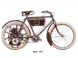zinger, 1904, ���������, ����������