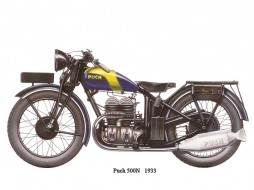 puch, 500, ���������, ����������