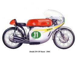 honda, 250, gp, мотоциклы