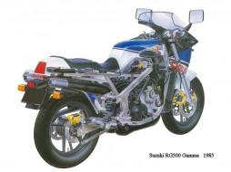 suzuki, rg500, ���������