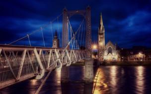 Inverness,Greig Street Bridge,Scotland обои для рабочего стола 2880x1800 inverness, greig street bridge, scotland, города, - мосты, greig, street, bridge