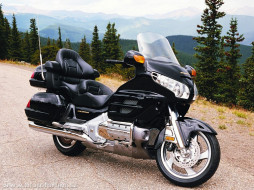 honda, gl, 1800, мотоциклы