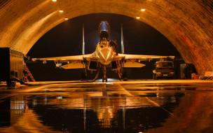 авиация, боевые самолёты, сухой, su-30mkk, su30, ввс, кнр, китайский, истребитель, военные, самолеты, ангар