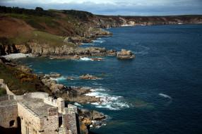 Бретань,Франция обои для рабочего стола 2560x1706 бретань, франция, города, - дворцы,  замки,  крепости