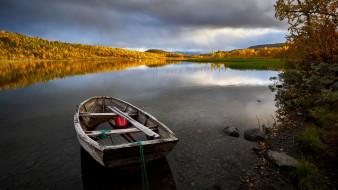 корабли, лодки,  шлюпки, норвегия