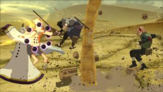 naruto shippuden ultimate,  ninja storm, видео игры, ---другое, кагуя, наруто, саске, сакура, бой