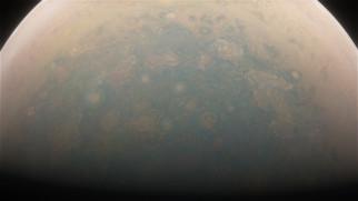 Юпитер обои для рабочего стола 2133x1200 юпитер, космос, планета, вселенная, поверхность, грунт, камни, пространство, пустыня