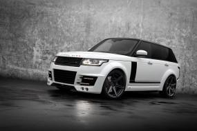 автомобили, range rover, lumma