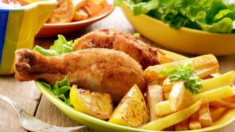 еда, мясные блюда, куриные, ножки