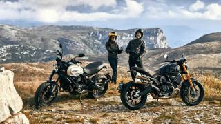 мотоциклы, ducati, 2020, scrambler, 1100, pro, sport