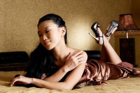 mariko a, девушки, - азиатки, mariko, a, девушка, модель, азиатка, красотка, брюнетка, стройная, сексуальная, поза, причёска, макияж, флирт
