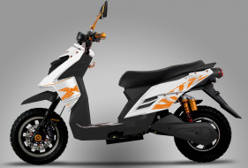 мотоциклы, мотороллеры, scooter
