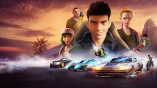 fast & furious spy racers  , сериал 2019, мультфильмы, fast & furious spy racers, форсаж, шпионские, гонки, мультфильм, постер, сериал, один, сезон