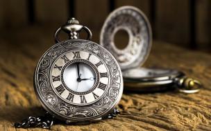 разное, часы,  часовые механизмы, карманные