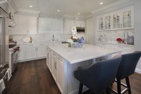 интерьер, кухня, кухонная, мебель
