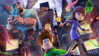 cranston academy monster zone, 2020, постер, escuela de miedo, мультфильм, мексика