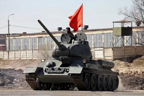 техника, военная техника, t34