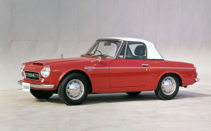 автомобили, nissan, datsun, красный, ретро