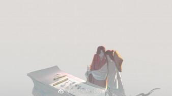 обои для рабочего стола 1920x1080 аниме, tian guan ci fu, благословение, небожителей, tian, guan, ci, fu, мосян, тунсю