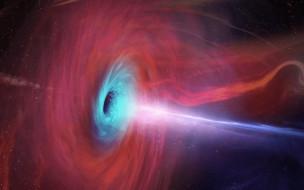 космос, черные дыры, чёрная, дыра, вселенная, пространство, квазары, свечение, вакуум, звёзды, галактика, туманность, бесконечность, пустота