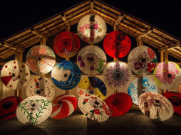 разное, сумки,  кошельки,  зонты, японские, зонтики