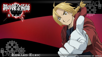 аниме, fullmetal alchemist, ученый, эдвард, edward, алхимик, elric, парень