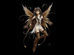фэнтези, феи, девушка, фея