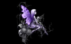 фэнтези, феи, фея, крылья, кукла