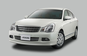 Nissan Axis Bluebird Sylphy обои для рабочего стола 2400x1567 nissan axis bluebird sylphy, автомобили, nissan, datsun, ниссан, белый