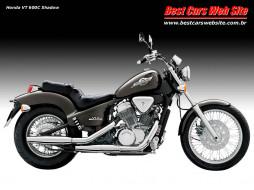 honda, vt, 600c, shadow, мотоциклы