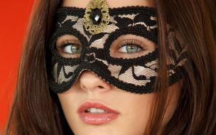 разное, маски,  карнавальные костюмы, кружевная, маска