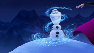 once upon a snowman ,  2020, мультфильмы, once upon a snowman, мультфильм, кадры, 2020, персонаж