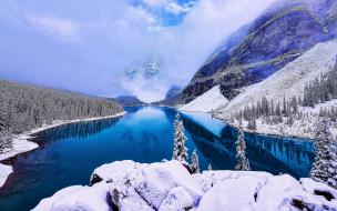 banff national park, canada, природа, реки, озера, banff, national, park
