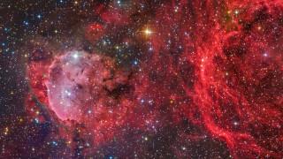 космос, галактики, туманности, туманность, замочная, скважина, ngc, 3324