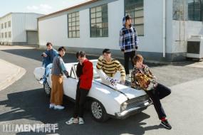 музыка, the untamed boys, the, untamed, boys, li, bo, wen, ji, song, yang, cao, yu, chen, paul, bin, zheng, fan, xing