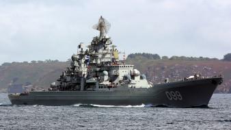 атомный, ракетный крейсер, вмф россии, проект 11442 орлан