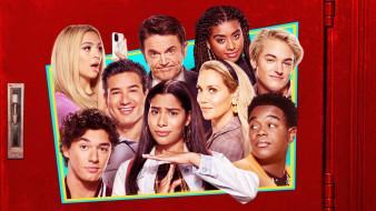saved by the bell ,  2020, кино фильмы, -unknown , другое, спасенные, звонком, комедия, сериал, первый, сезон