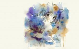 аниме, loveless, агатсума, соби, аояги, рицка