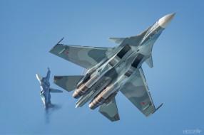Су-27 обои для рабочего стола 2048x1365 су-27, авиация, боевые самолёты, советский, российский, многоцелевой, всепогодный, сверхзвуковой, тяжелый, истребитель, окб, сухого
