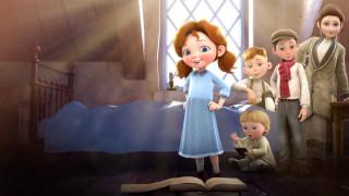 angelas christmas wish, мультфильм, 2020, сша