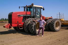 техника, тракторы, rsm, 2375, versatile, универсально-пропашный, колесный, трактор