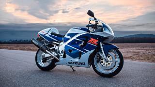 обои для рабочего стола 3840x2160 мотоциклы, suzuki, gsx, r750