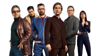 the gentlemen ,  2020, кино фильмы, -unknown , другое, джентльмены, 2020, мэттью, макконахи, чарли, ханнэм, колин, фаррелл, мишель, докери, криминал, комедия, боевик