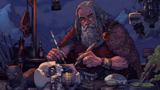 фэнтези, роботы,  киборги,  механизмы, the, builder, of, giants, alexander, hodges