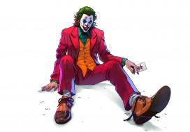 рисованное, кино,  мультфильмы, joker