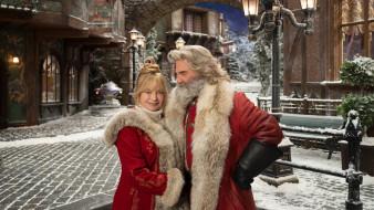 the christmas chronicles,  part two ,  2020, кино фильмы, -unknown , другое, рождественские, хроники, вторая, часть, канада, фэнтези, комедия, курт, рассел, голди, хоун