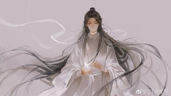 аниме, tian guan ci fu, благословение, небожителей, tian, guan, ci, fu, мосян, тунсю