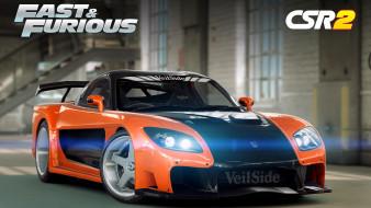 видео игры, csr racing 2, csr, racing, 2