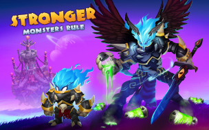 monster legends, видео игры, ---другое, monster, legends